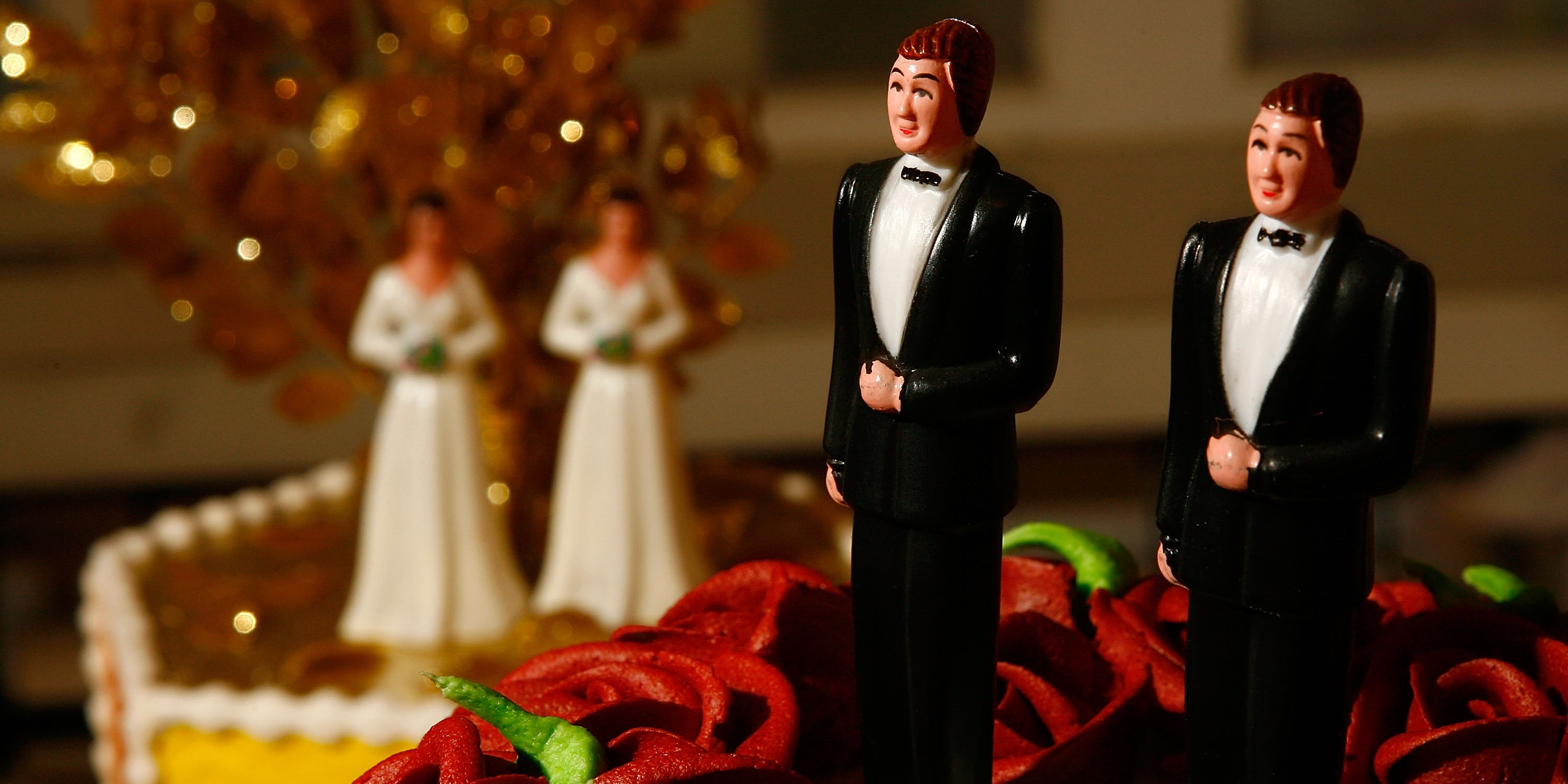 The Gay Marriage Mirage.