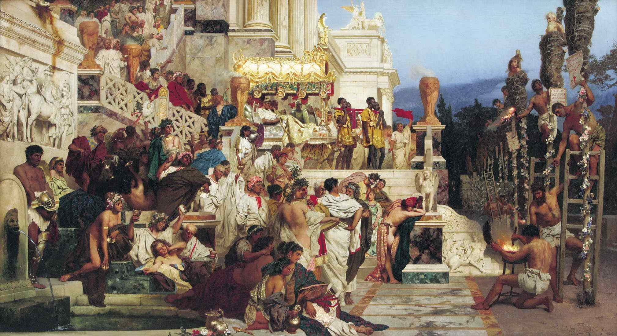 Rome Party