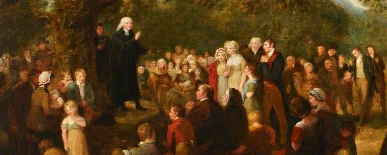 The Noble Preacher