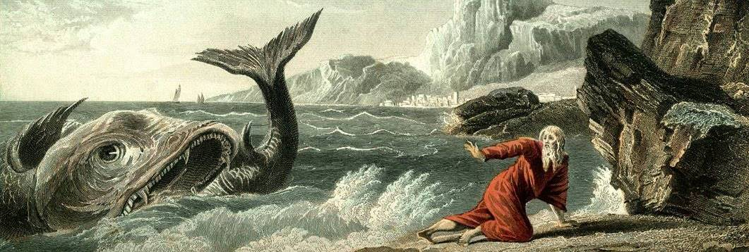 All of Jesus and the Truths that Test.  Part II.  Jonah, The Whale, and a Whole Lot of Grace.